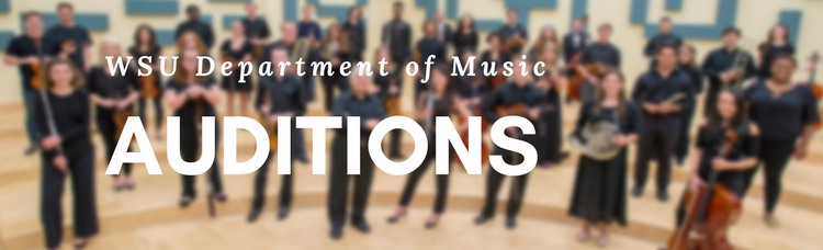 Department Auditions